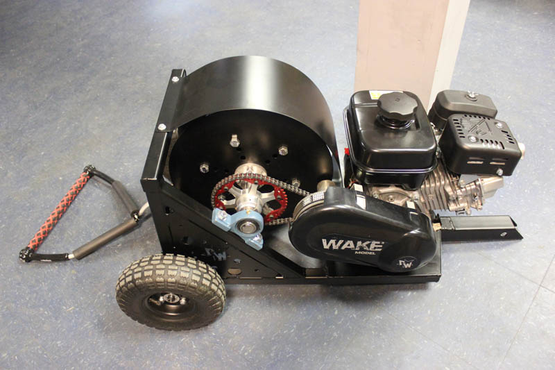Wake Model Ridiculous Winches